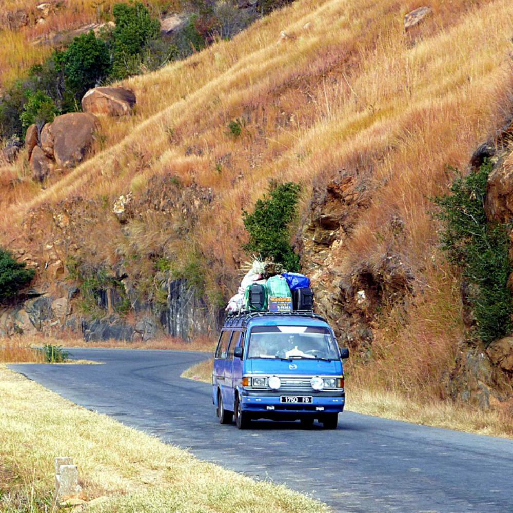 Madagaskar auto