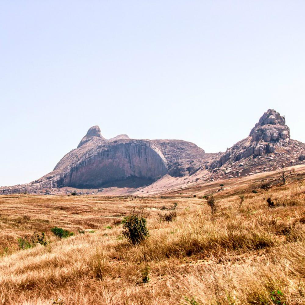 Madagaskar bergen