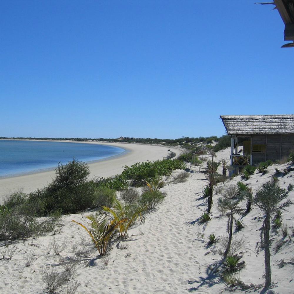 Madagaskar strand